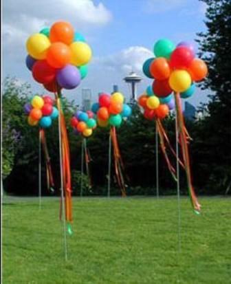 renk renk balon