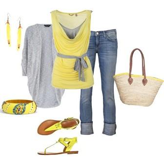 yaz kıyafetleri, yaz renkleri