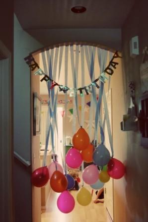 parti balonları