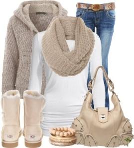 kış kombinasyonu