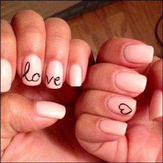love-nail-art