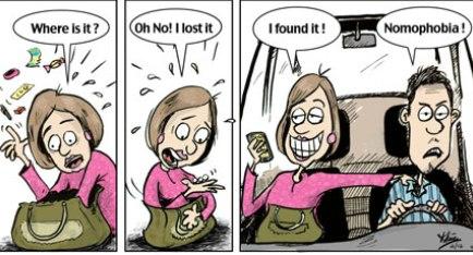 telefonu kaybetme korkusu